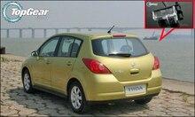 Cámara del coche Para Nissan Tiida Hatchback 2004 ~ 2012 Posterior de la Alta Calidad Cámara Posterior Para la Marcha más Amigos a Utilizar | RCA