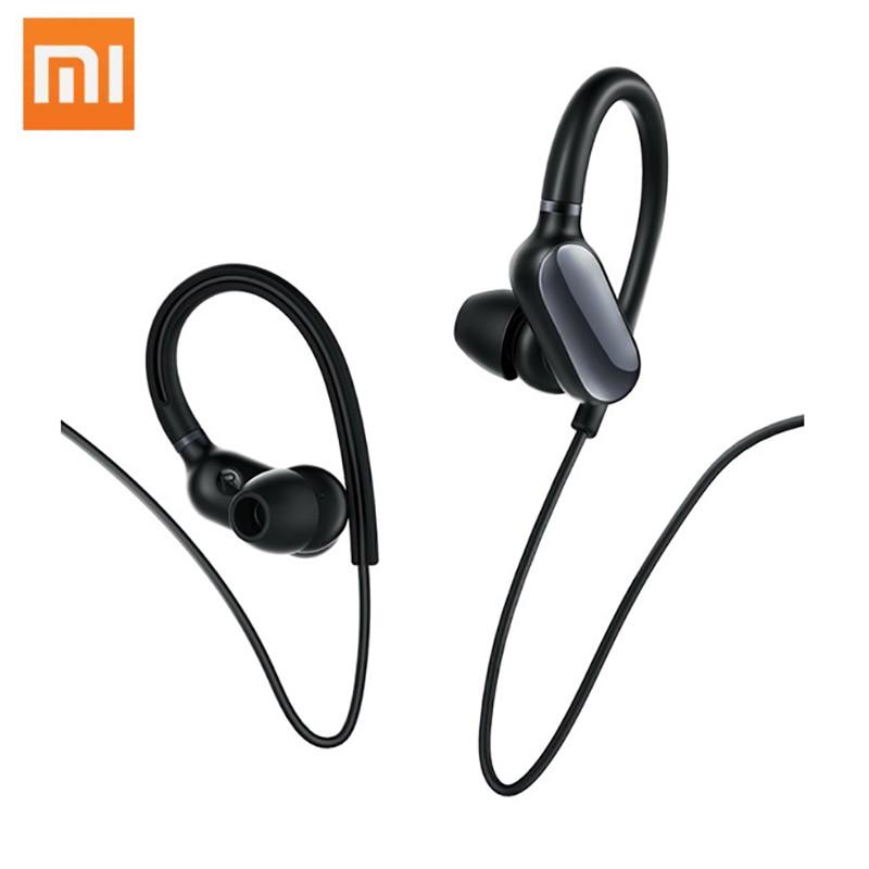 Origine Xiao mi mi Sport Bluetooth Casque Sans Fil Bluetooth 4.1 Musique Sport Casque Étanche À La Sueur de Écouteur Dernière