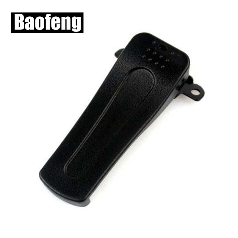 Belt Clip For Baofeng Two Way Radio BF-B5 B6 BF-666S BF-777S BF-888S Bao Feng Walkie Talkie