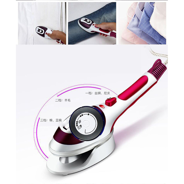 HandHeld Garment Steamer High-quality Portable Clothes Iron Steamer Brush For Home Humidifier Facial Steamer Home Appliances