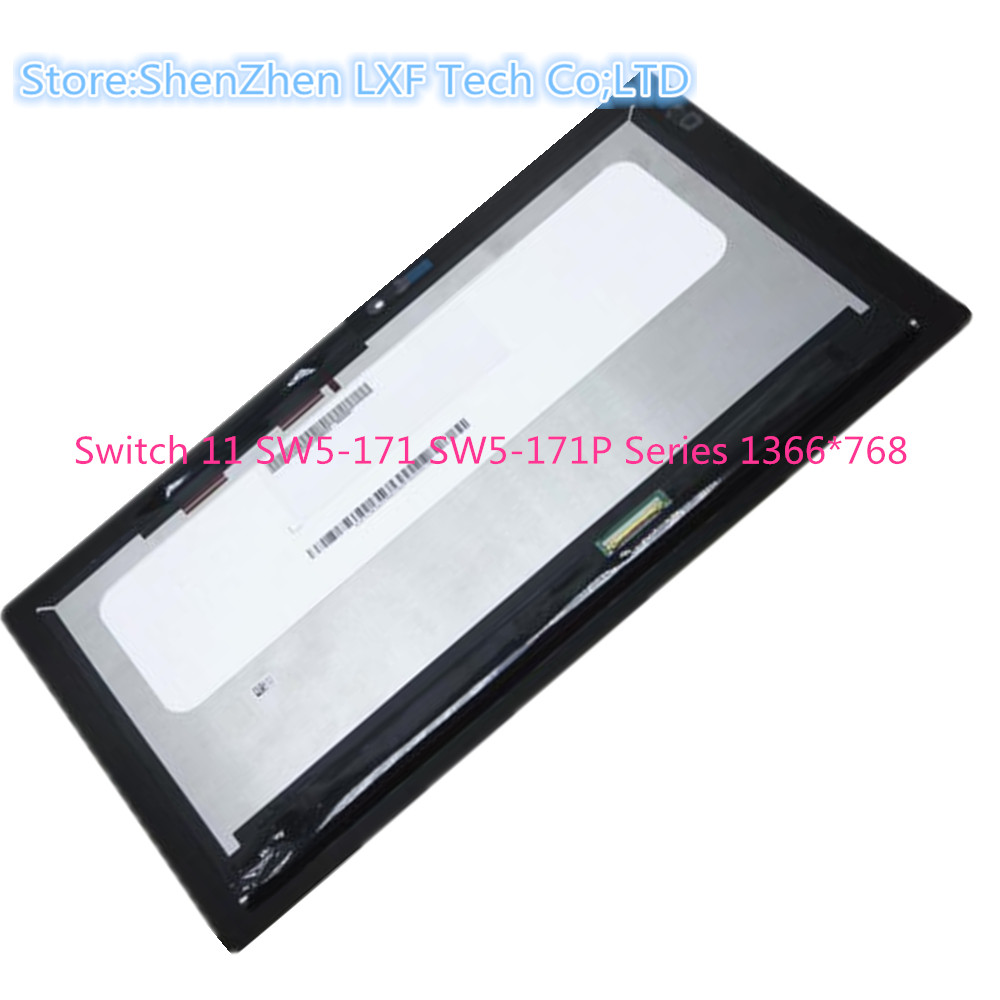 FREE SHIPPING 11.6Touch Screen Panel Digitiser Assembly For Acer Aspire Switch 11 SW5-171 SW5-171P Series B116XAN02.7