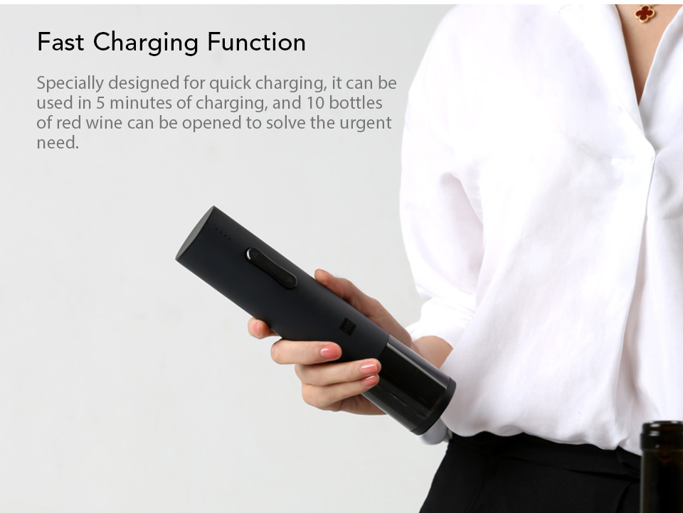 Xiaomi Wine Electric Bottle Smart Gadget 13