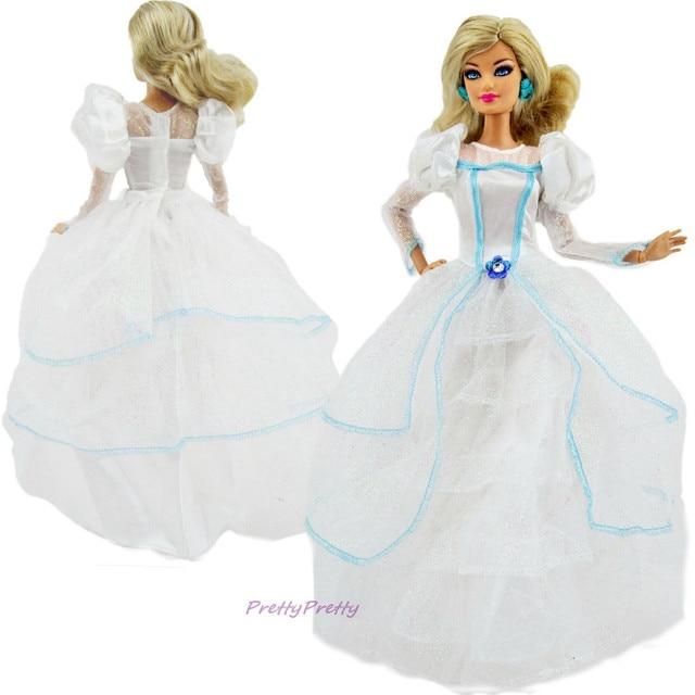 2016 Free Shipping One Set Fairy Tale Original Princess Doll Ariel ...