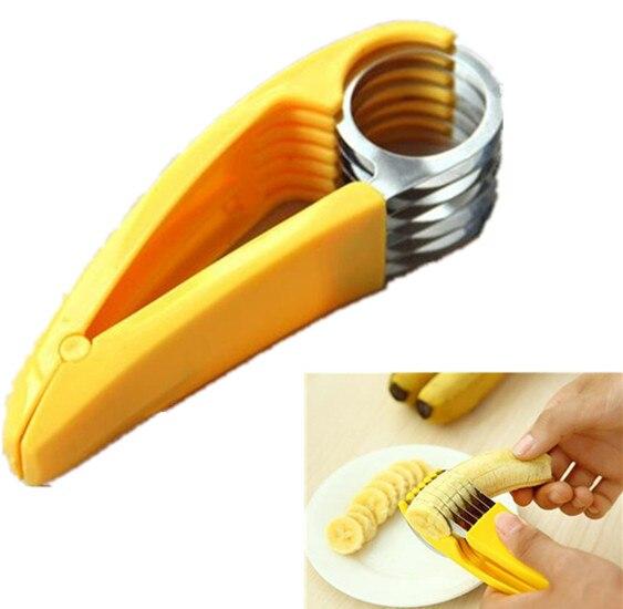 Stainless Steel Banana Cuke Slicer