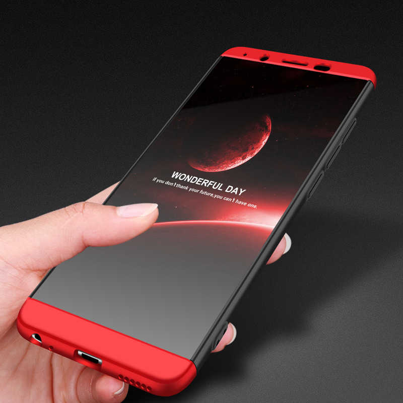 Vivo V7 Plus case vivo y79 cover Luxury Hard PC Back Cover 360 Full  Protection back cover case for vivo v7 plus / y79 5 9