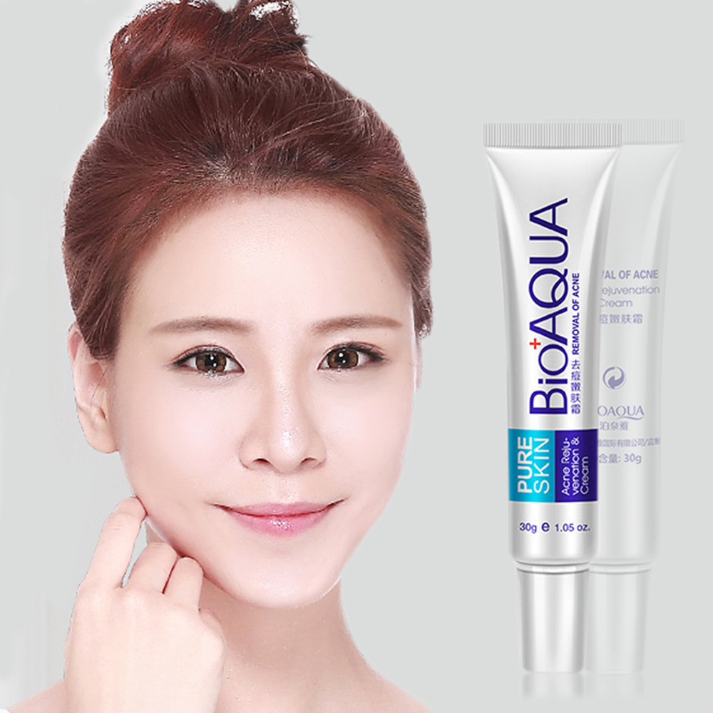 Bioaqua Acne Cream Acne Rosacea Age Spots Freckles Removal Anti Bacterial Reduce Pigmentation Beauty And Health Products
