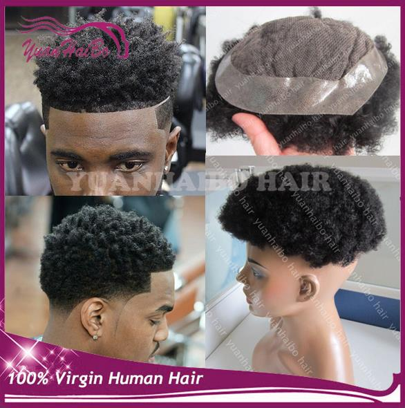 Hot 1b Black Short Hair Afro Curl Virgin Indian Tou