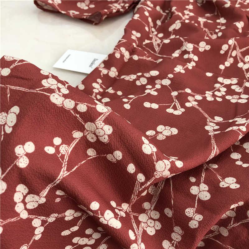 Baaleas 2019 mujeres Casual corbatas vestido estilo francés vestidos A-line cuello pico estampado de flores vestidos drop shipping