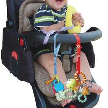 Аксессуары для детских колясок, цепочка для соски, Детская противоскользящая игрушка, застежка для бутылочки, зажимы для соски, вешалка, ремень для коляски