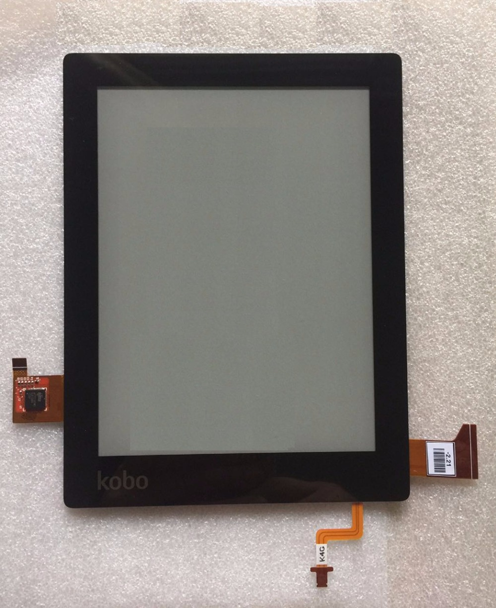 6inch new lcd with touch screen lcd display  For Kobo Aura Reader ebook Reader e-reader vivanco 44071