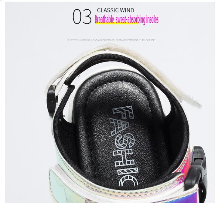 HTB1qdLtagaH3KVjSZFpq6zhKpXaO Women Sandals 2019 New Summer Sandals Ladies Casual Shoes Women Bling Wedges Buckle Strap Platform Shoes 5 CM Sandalias Mujer