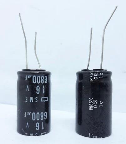 Electrolytic capacitor 16V 6800UF capacitor