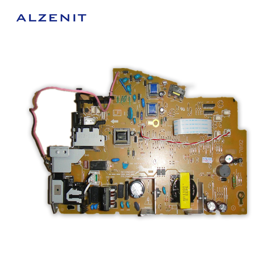 For HP 1210 M1210 Original Used Power Supply Board LaserJet Printer Parts 220V On Sale brand new inkjet printer spare parts konica 512 head board carriage board for sale