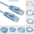 1M/2M/3M/5M/8M/10M/15M Ethernet Cables Flat CAT6 Flat UTP Ethernet Network Cable RJ45 Patch LAN cable /Ethernet Cables for ps4