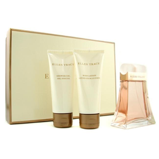 Ellen Tracy Coffret: Eau De Parfum Spray 100Ml/3.4Oz + Body Lotion 100Ml/3.4Oz + Shower Gel 100Ml/3.4Oz - 3Pcs avene 100ml