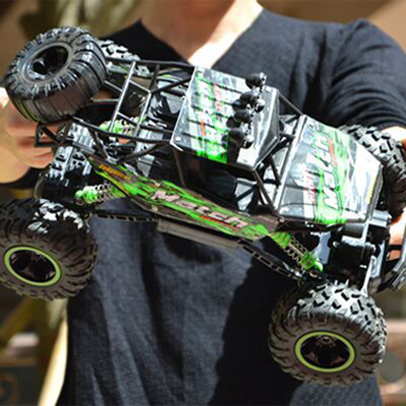 1:12 Cars 4WD Shaft Drive RC Trucks High Speed Radio Control Brushless Alloy Trucks Scale Super Power Toys for Children for Boys