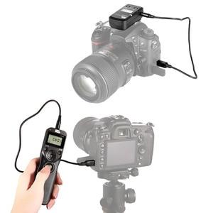 Image 5 - Pikseli TW 283 S2 bezprzewodowy zegar zwolnienie migawki pilot zdalnego sterowania dla Sony A58 A7 A7R A7II A7RII A75 A6300 A6000 A3000 HX300 RX100II