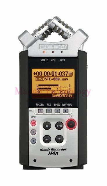 h4nsp professional handheld digital recorder Four-Track Portable Recorder H4N Recording pen Original H4n
