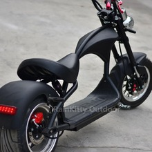 цена на 18INCH FAT TIRE electric scooter EEC COC certificate M1