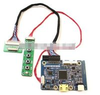 4K EDP HDMI LVDS Controller Board LCD Display Driver Sets Support 2048x1536 51 Pins For IPad
