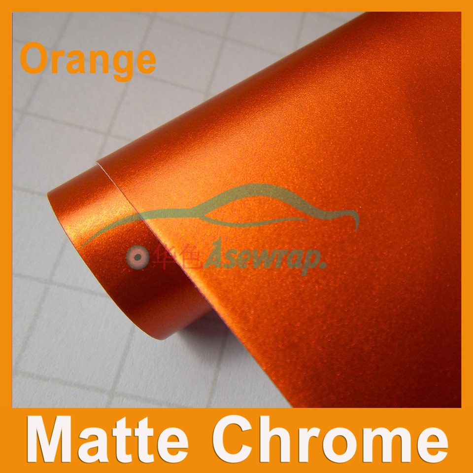 Фото High Quality Metallic Matte Chrome Red Vinyl car sticker decoration Wrap vinyl Film Roll Bubble Free For Car Styling 20M/roll