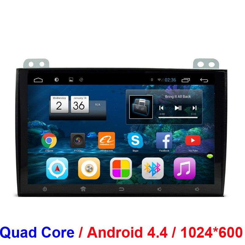 Quad Core 9 inch 1024 600 2 Din font b Android b font 4 4 CAR