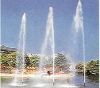 christmas DN20 mixed gas nozzle DN20 filling water filling nozzle Yuzhu fountain nozzle landscape fountain head fake