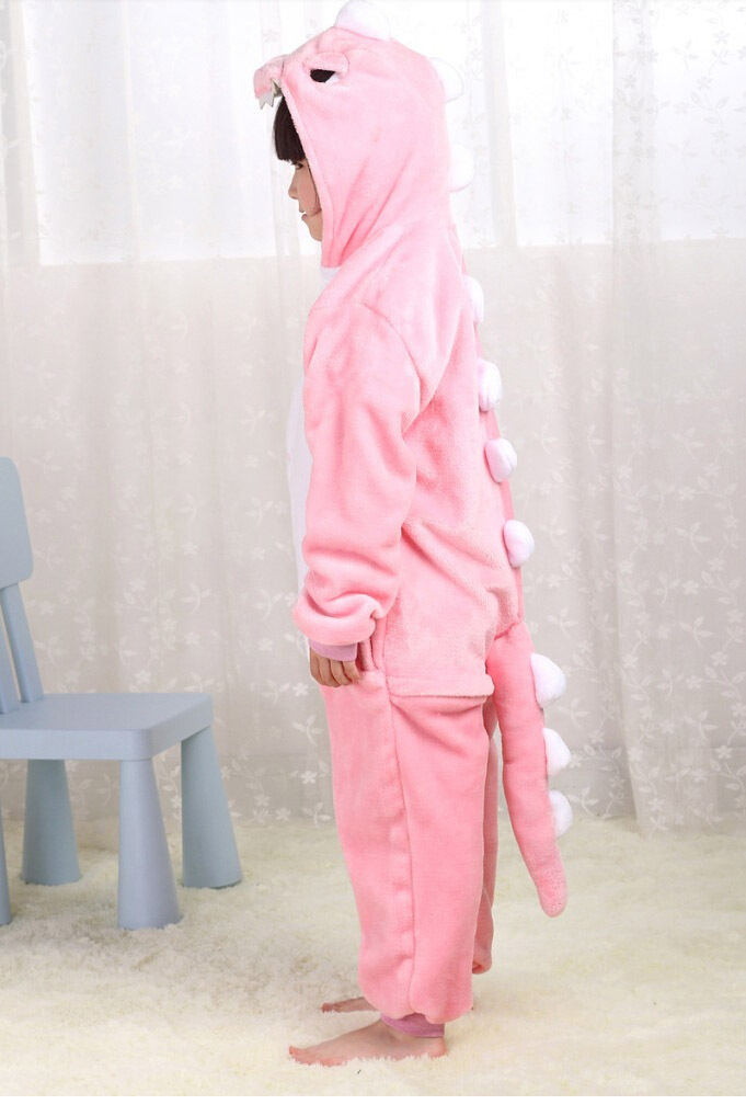 Pink dinosaur 200K