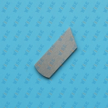 KNIFE Lower Blade Husqvarna Viking Huskylock 901 Toyota 6300 6600 6700 White 1250004237