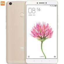 "Original Xiaomi Mi Max Prime Smartphone Mimax 6.44"" Snapdragon 650 Hexa Core 4G LTE Mobile Phones Fingerprint ID"