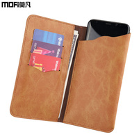 Mobile Phone Bag Mobile Phone Bag Case Mofi Universal Wallet Case Bag Card Slots Book Cover
