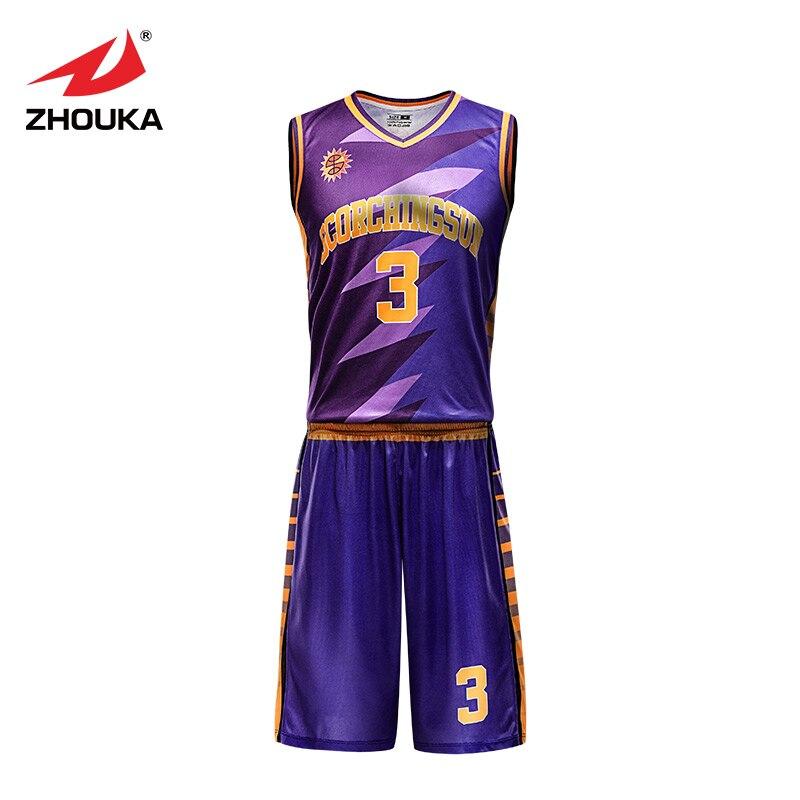 custom blank basketball jersey uniform mens retro basketball shirt college throwback basketball shorts