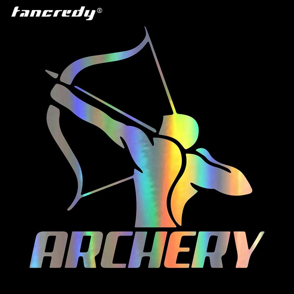 MODERN ARCHER  STICKER//DECAL  Archery//Bow//Arrow//Quiver