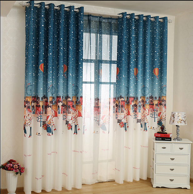 Hot Sale Curtains for Kids Cartoon Curtains for Windows Christmas Blackout  Cortinas Curtains for Living Room - Aliexpress.com : Buy Hot Sale Curtains For Kids Cartoon Curtains