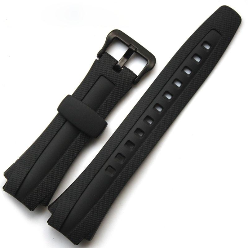 Heat! Resin Strap For Casio AQ-160 AQ-163 Strap Watch Strap AccessoriesHeat! Resin Strap For Casio AQ-160 AQ-163 Strap Watch Strap Accessories