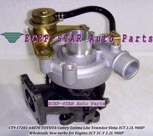 CT9 17201-64070 Turbo Turbine Turbocharger For TOYOTA Camry 1994-98 Estima 1992-93 Vista 1994-98 Lite Townace 1993-96 3CT 2.2L