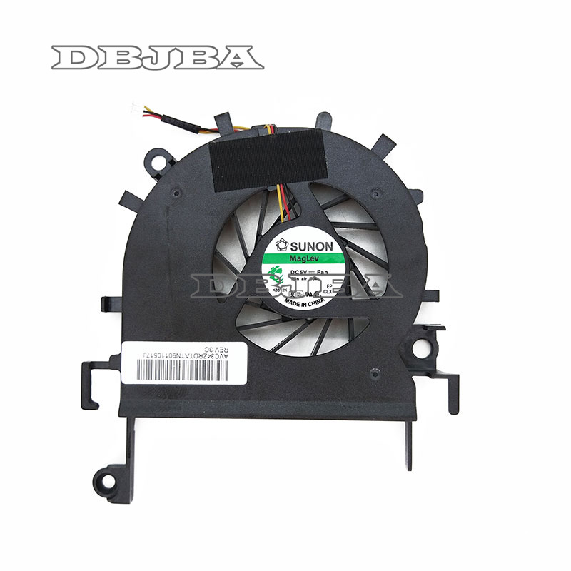 New Original laptop cpu cooler fan for Acer eMachines E732 E732Z E732ZG E732G MF60090V1-C100-G99 3pins cpu cooling fan все цены