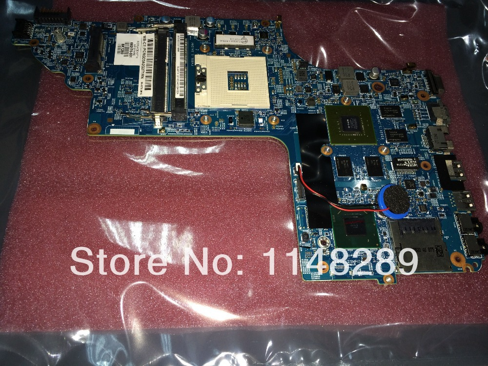 FREE SHIPPING 682170-501 682170-001 48.4ST10.031 Laptop Motherboard For HP Pavilion DV6 notebook pc