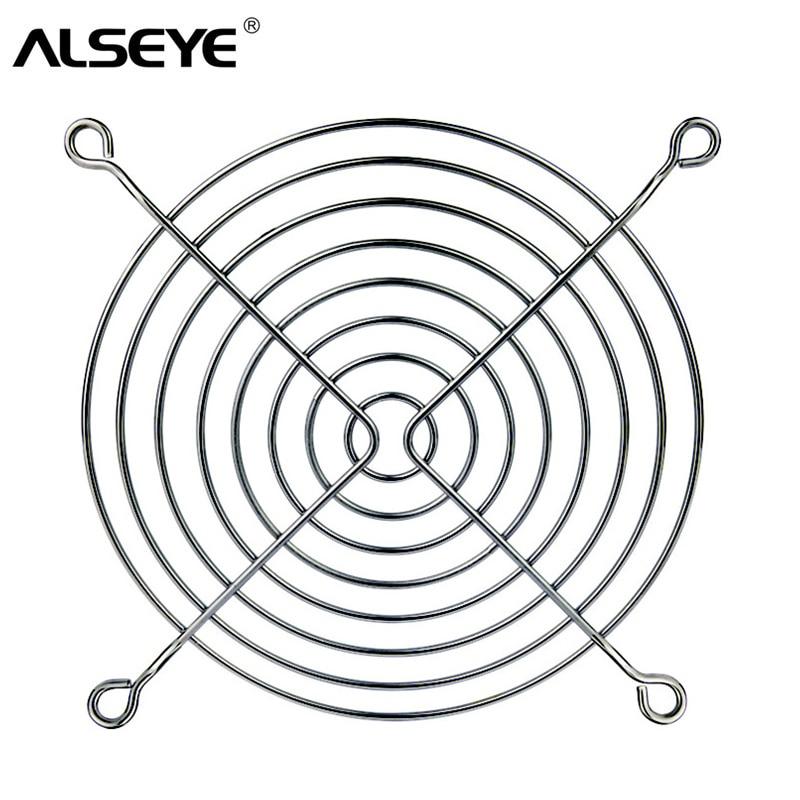 ALSEYE Computer Fan Cover 120mm,90mm,80mm case fan, AC/DC