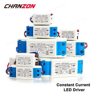 Constant Current External LED