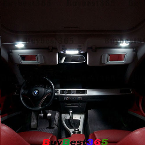 9x White Led Interior Lights Bulb Smd Kit Package Vw Golf Gti Mk4 In Signal Lamp From Automobiles Motorcycles On Aliexpress Alibaba Group