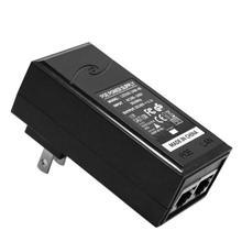 VODOOL 48 В 0.5A 24 Вт POE инжектор питания POE Ethernet сетевой адаптер настенный штекер видеонаблюдения CCTV безопасности IP блок питания для камеры
