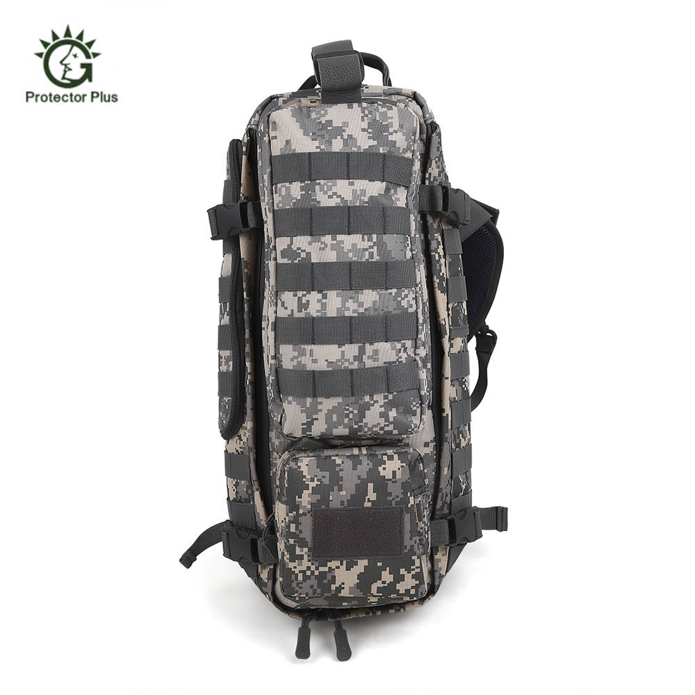 Protector Plus 20L Waterproof Outdoor Sport Bag Backpack Nylon Military Tactical Backpacks For Hiking Camping Climbing