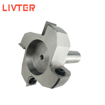 LIVTER Replaceable Knife Surface Planer / Rebater Router Bit in stock