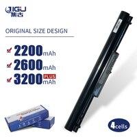 JIGU 4 CELLULES batterie d'ordinateur portable HSTNN-YB4D YB4M 694864-851 HSTNN-YB4D VK04 Pour HP pour Pavilion 14 14t 14z 15 Série