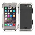 Diseño sencillo y moderno teléfono a prueba de polvo cubierta protectora case alta viabilidad case con 3 lente de teléfono para iphone 7
