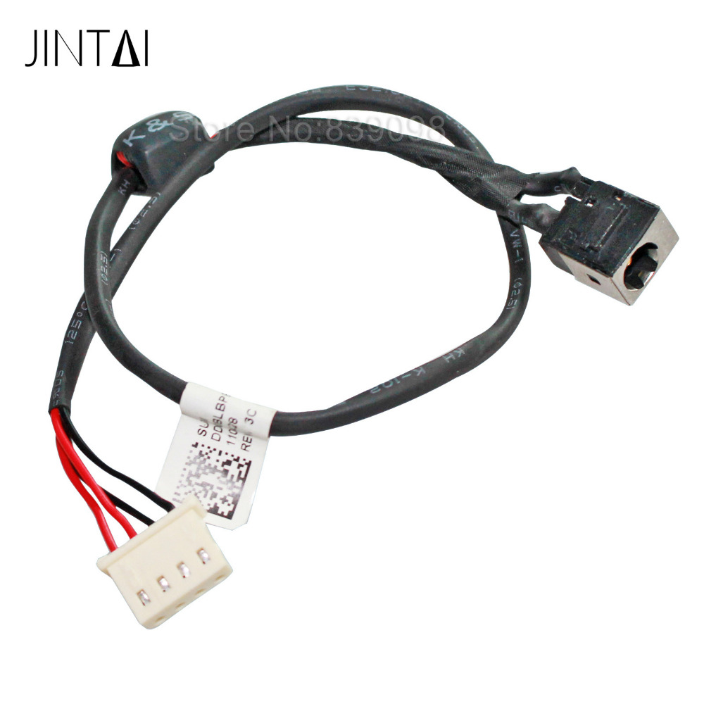 DC POWER JACK HARNESS PLUG IN CABLE For TOSHIBA SATELLITE L750 L750D L755 L755D Charging Port