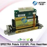 המחיר הטוב ביותר ספקטרה פולאריס 512 ראש 15pl פלורה gongzheng מדפסת ממס|spectra polaris|printer headspectra head -
