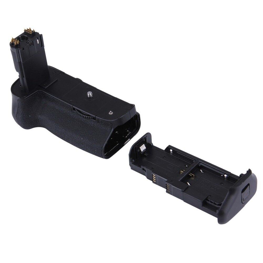 PULUZ kaamera vertikaalne patareihoidik Canon EOS 5D Mark IV DSLR - Kaamera ja foto - Foto 4