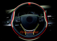For BMW X1 F48 2016 2017 Interior Steering Wheel Decoration Cover 1pcs
